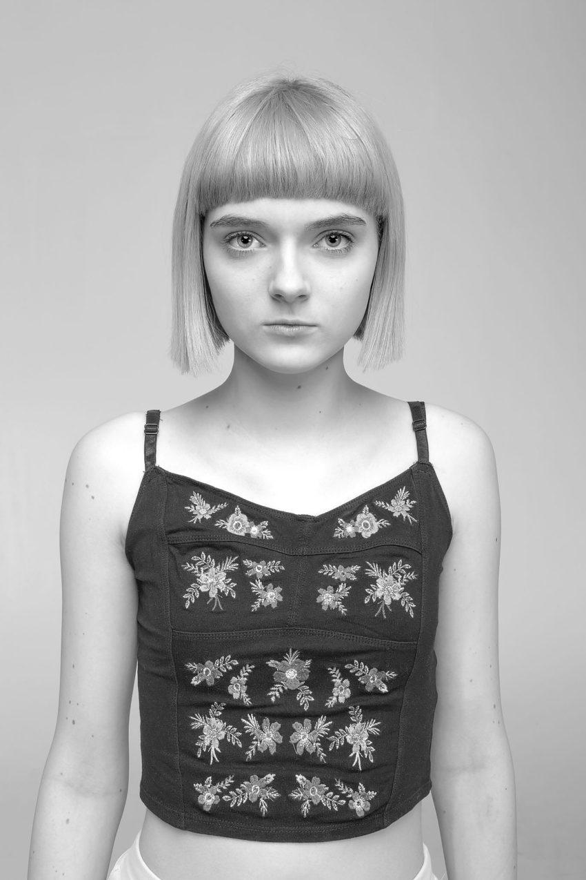 Portrait of Magda Matela